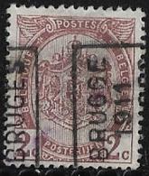 Brugge 1911  Nr. 1702Azz - Precancels