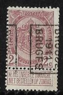 Brugge 1911  Nr. 1702B - Precancels