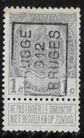 Brugge 1912  Nr. 1818A - Rollo De Sellos 1910-19