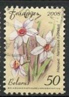 Biélorussie - Weißrussland - Belarus 2008 Y&T N°625 - Michel N°714 O - 50r Narcisse - Belarus