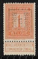 Brugge 1912  Nr. 1985B - Precancels