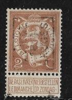 Brugge 1914  Nr. 2342A - Precancels
