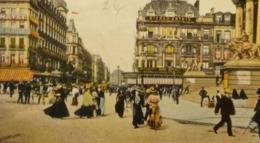 Bruxelles Boulevard Anspach - Avenues, Boulevards