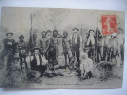 Australie Natives Of West Australia Goldfieds - Australie