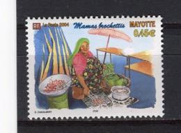 MAYOTTE - Y&T N° 168** - MNH - Marchande De Brochettes - Mamas Brochettis - Ungebraucht