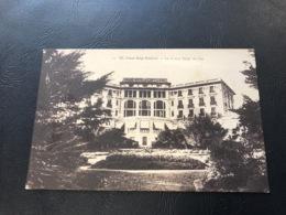 34 - ST JEAN CAP FERRAT Le Grand Hotel Du Cap - Saint-Jean-Cap-Ferrat