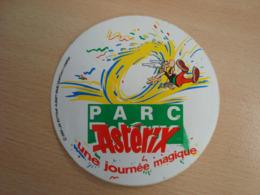 AUTOCOLLANT PARC ASTERIX - Stickers