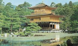 Japon Kinkaku-ji Temple (2 Scans) - Kyoto