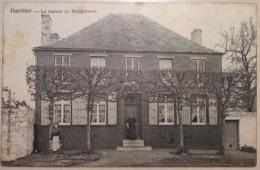 Harchies La Maison Du Bourgmestre - Bernissart