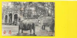 ANNAM Hué Enceinte Du Tombeau De Minh Maug (Dieulefils) Viet-Nam - Vietnam