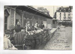 76 - DIEPPE - Marchandes De Moules - Beau Plan - Dieppe