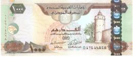UNITED ARAB EMIRATES 1000 DIRHAMS 2008 PICK 33b UNC - United Arab Emirates
