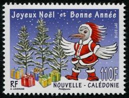 Nouvelle-Calédonie 2016 - Noël 2016 - 1val Neufs // Mnh - Nuevos