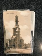 Thielt Tielt  Beffroi - Geanimeerd Vve J Nolf - Gelopen +/- 1900 - Tielt