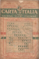 12652-T.C.I-CAGLIARI-SCALA 1:250.000 - Carte Geographique
