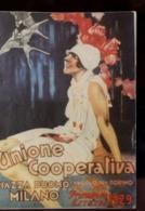 C2026 UNIONE COOPERATIVA PIAZZA DUOMO MILANO 1929 RIPRODUZIONE - Manifestazioni