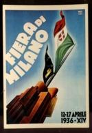 C2029 FIERA DI MILANO 1936 FASCISMO RIPRODUZIONE - Manifestazioni