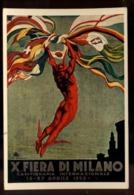 C2030 FIERA DI MILANO 1929 FASCISMO RIPRODUZIONE - Manifestazioni