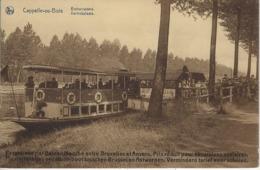 Capelle-au-Bois    Embarcadère, - Kapelle-op-den-Bos