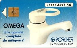Télécarte Privée - Pub. En578 - Oméga De Porcher - GEM - France