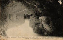 CPA Vallée De La BOURNE Grotte De Bouraillon I.k. 500 De Galerie (433720) - France
