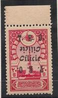 Cilicie - 1919 - N°Yv. 68a - 20pa Rose - Variété Double Surcharge Noire Dont Une Renversée - Neuf Luxe ** / MNH - Cilicia (1919-1921)