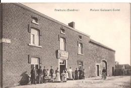 FRAITURE (CONDROZ) MAISON GUISSART GODET 1913  FRITURE 6/387 D3 - Tinlot