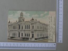 BRAZIL - PALACIO NACIONAL -  PORTO ALEGRE -   2 SCANS    - (Nº30795) - Porto Alegre