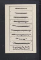 PK Zeppelin-Typen Ungelaufen - Zeppeline