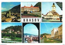 BRASOV:  VISIONI  -  PER  L' ITALIA  -  FG - Romania