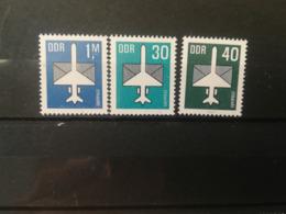FRANCOBOLLI STAMPS GERMANIA DEUTSCHE DDR 1982 MNH** NUOVI SERIE COMPLETA POSTA AEREA AIR MAIL GERMANY - Nuovi