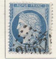 """PIA - FRA - 1870 :  Emissione Detta Dell' """"Assedio Di Parigi"""" - (Yv 37) - 1870 Siège De Paris"""
