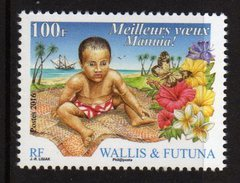Wallis Et Futuna 2016 - Noël 2016 - 1 Val Neuf // Mnh - Unused Stamps