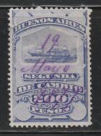 FISCAUX / REVENUE - 1877 - BUENOS AIRES - Timbre De 200 Pesos - Buenos Aires (1858-1864)