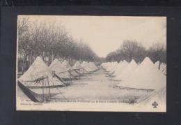 Cp Rochefort Le Campement De 3e Colonial - Rochefort