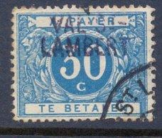 Nr. TX15A Met Naamstempel Val's Lambert - Strafportzegels