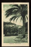 C2051 GROTTAMMARE - PIAZZALE STAZIONE FORMATO PICCOLO VG 1926 - Italia