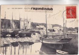 CPA - 56 - IILE De GROIX (Morbihan) - Port TUDY - Groix