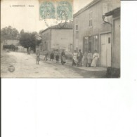 55-AUBREVILLE MAIRIE - France