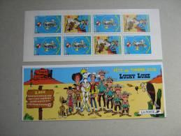 2003     BC 3546 A * *   JOURNEE DU TIMBRE  2003   LUCKY LUKE VENDU 3.95 E  NON PLIE - Tag Der Briefmarke