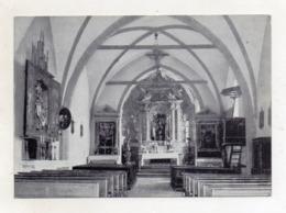 San Mauro Di Pinè (Trento) - La Chiesa - Non Viaggiata - (FDC16774) - Trento