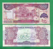 SOMALILAND - 1000 SHILLINGS - 2014 - UNC - Somalia