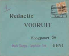 Kortrijk Vers Etappen Gent - WW I