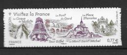 2012 MNH France, Self Adhesive, Postfris** - Europa-CEPT