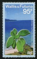 Wallis Et Futuna 2014 - Flore, Plante Endémique - 1 Val Neufs // Mnh - Neufs