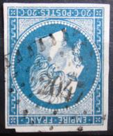 PC 2047 - MONT DE MARSAN - LANDES - 1849-1876: Classic Period