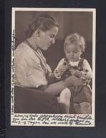 Dt. Reich AK Zu Gunsten Des Deutschen Frauenwerks 1939 - Femmes Célèbres