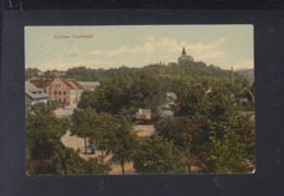 Czechoslovakia PPC Schloss Friedland Frýdlant V Čechách 1909 - Tschechische Republik
