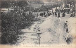 75016 - N°150841 - Paris 16e - Les Travaux De Défense Du Camp Retranché De Paris - Porte Maillot - Arrondissement: 16