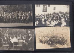 Dt. Reich Lot AK Johannisfest 1919 Blankenburg Harz - Blankenburg